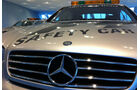 Safety-Cars-Sonderausstellung im Mercedes-Benz-Museum