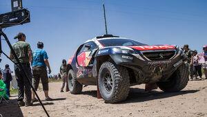 Sainz - Dakar 2015