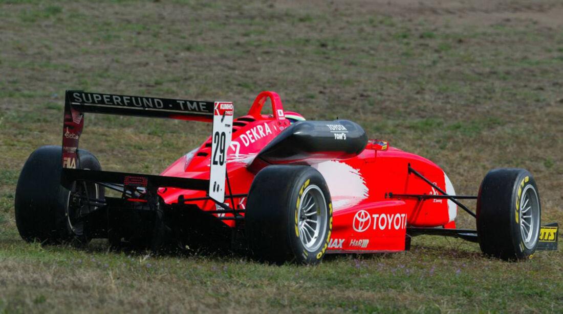 Sakon Yamamoto Formel 3