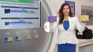 Samsung Batterie Präsentation