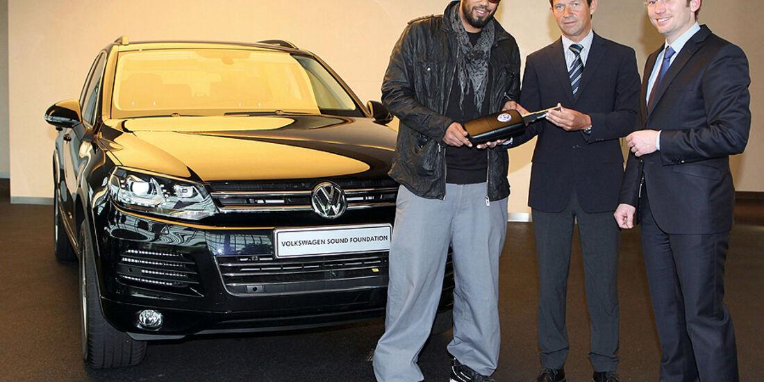 Samy Deluxe VW Touareg