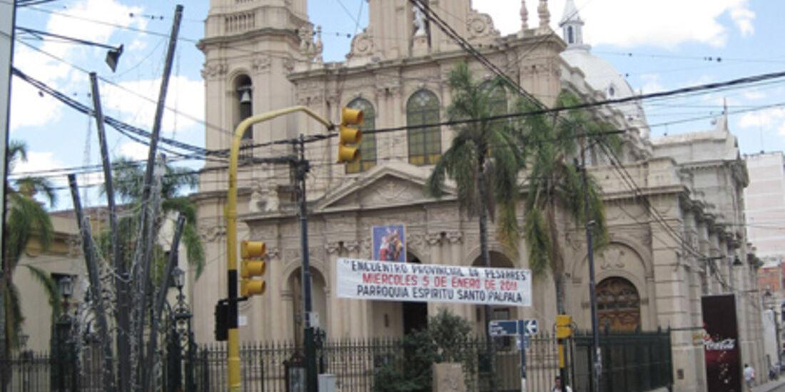 San Salvador Jujuy Argentinien