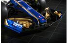 Sauber C36-Ferrari - F1 2017 - Formel 1 - Rennwagen