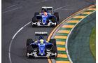 Sauber - Formel 1 - Formcheck - GP Australien 2016