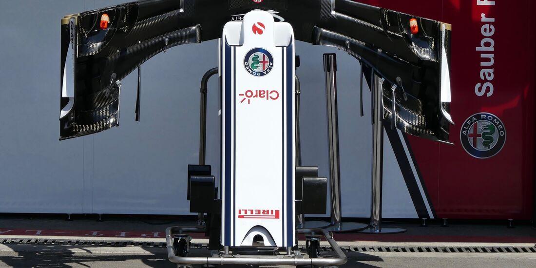 Sauber - Formel 1 - GP Aserbaidschan - 26. April 2018