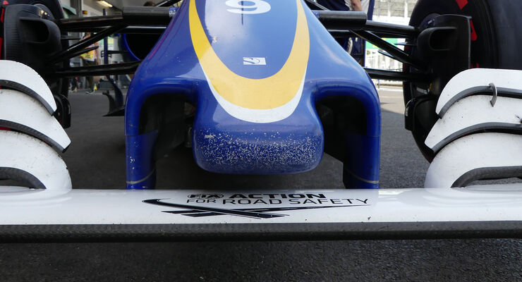 Sauber - Formel 1 - GP Aserbaidschan - Baku - 16. Juni 2016