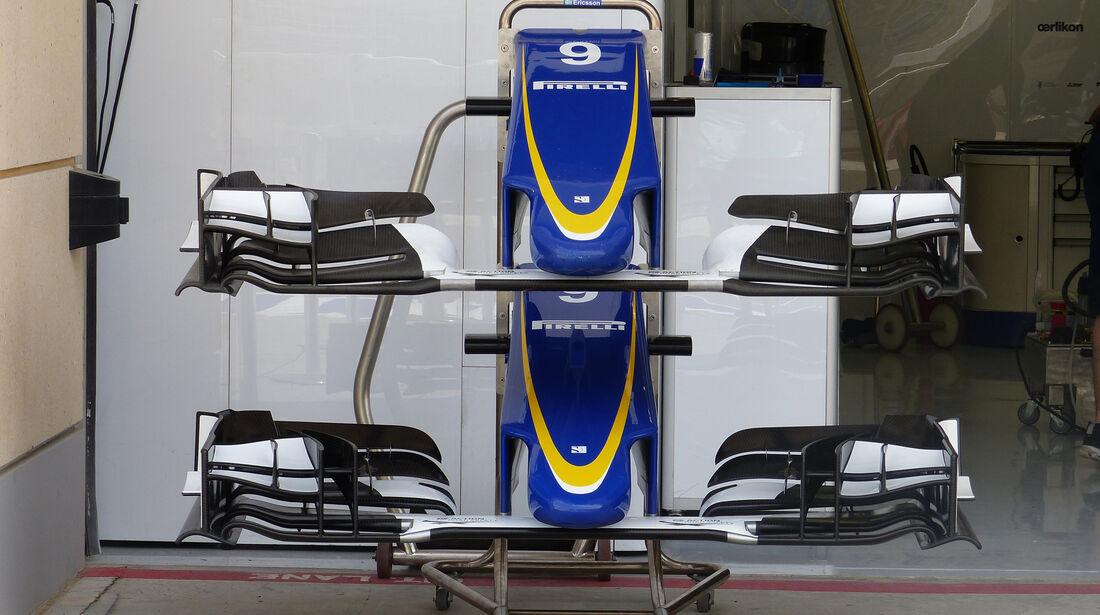 Sauber - Formel 1 - GP Bahrain - 17. April 2015