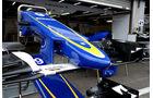 Sauber - Formel 1 - GP Belgien - Spa-Francorchamps - 19. August 2015