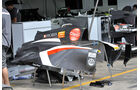 Sauber - Formel 1 - GP Brasilien - 20. November 2013
