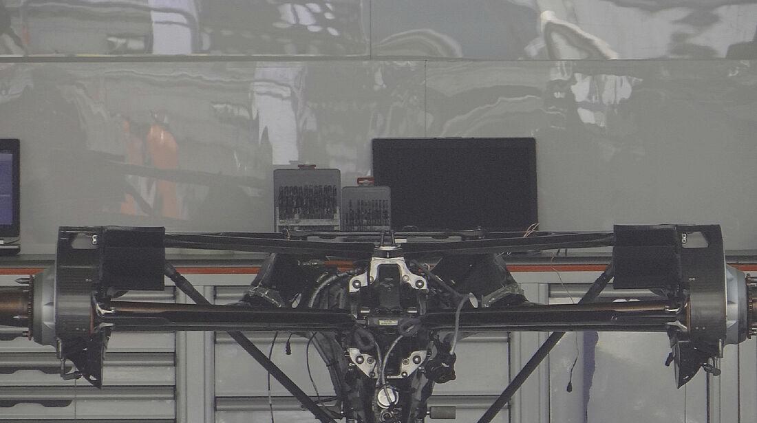 Sauber - Formel 1 - GP China - 11. April 2012