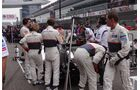 Sauber  - Formel 1 - GP China - 15. April 2012