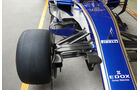 Sauber - Formel 1 - GP China - Shanghai - 6.4.2017