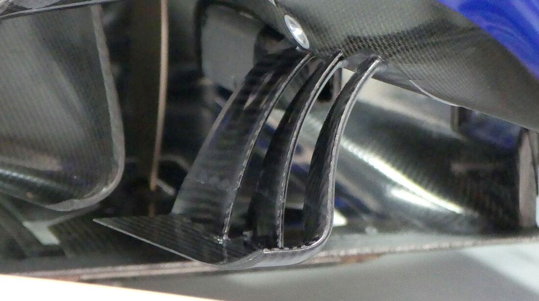 Sauber - Formel 1 - GP China - Shanghai - 7.4.2017