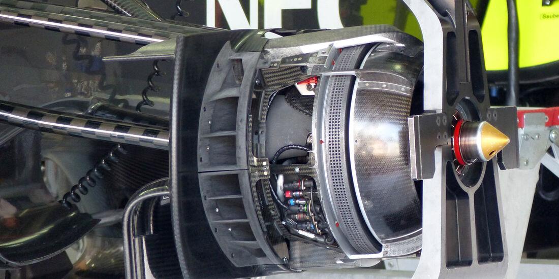 Sauber - Formel 1 - GP Deutschland - Hockenheim - 17. Juli 2014