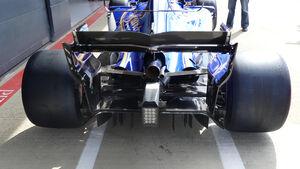 Sauber - Formel 1 - GP England - 13. Juli 2017