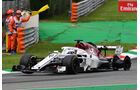 Sauber - Formel 1 - GP Italien - 2018