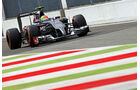 Sauber- Formel 1 - GP Italien - 5. September 2014
