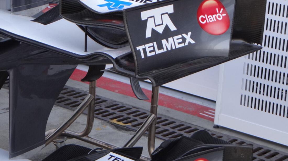 Sauber - Formel 1 - GP Italien - Monza - 5. September 2013