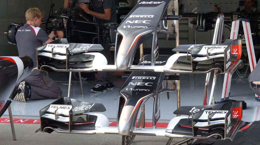 Sauber - Formel 1 - GP Österreich - 18. Juni 2014
