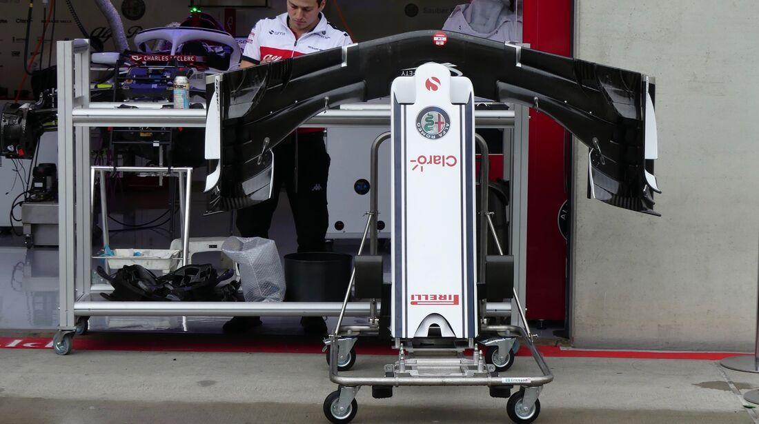 Sauber - Formel 1 - GP Österreich - 28. Juni 2018