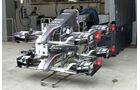 Sauber - Formel 1 - GP Russland - Sochi - 8. Oktober 2014
