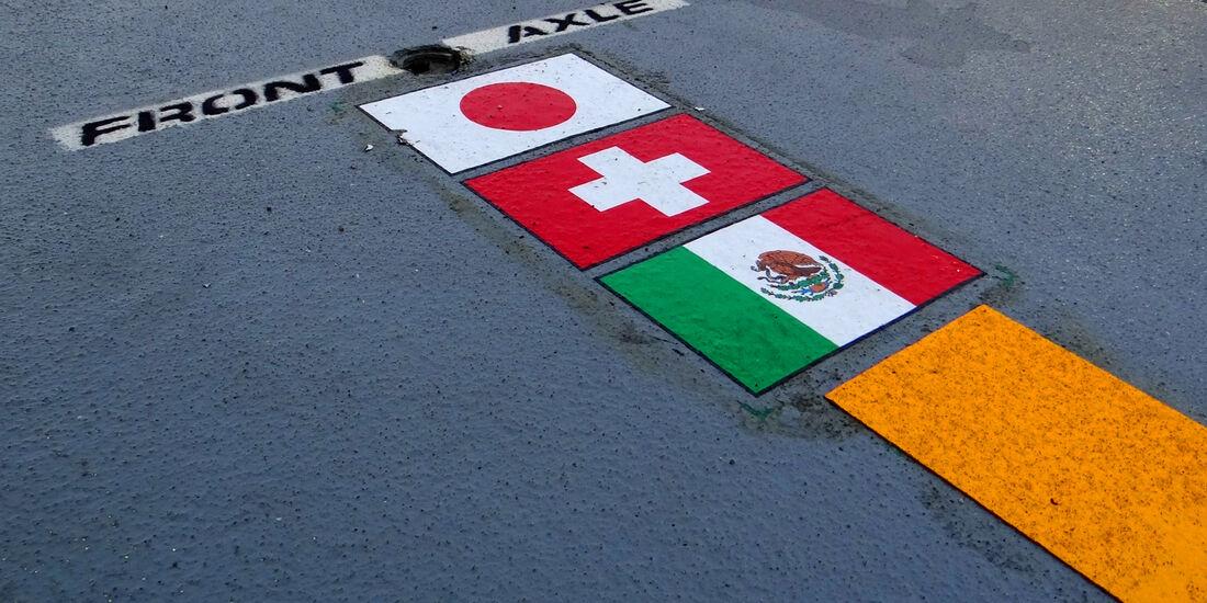 Sauber - Formel 1 - GP Singapur - 22. September 2012