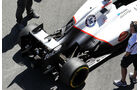 Sauber Formel 1 Technik GP Spanien 2012