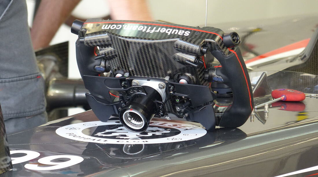 Sauber - Formel 1 - Test - Bahrain - 27. Februar 2014