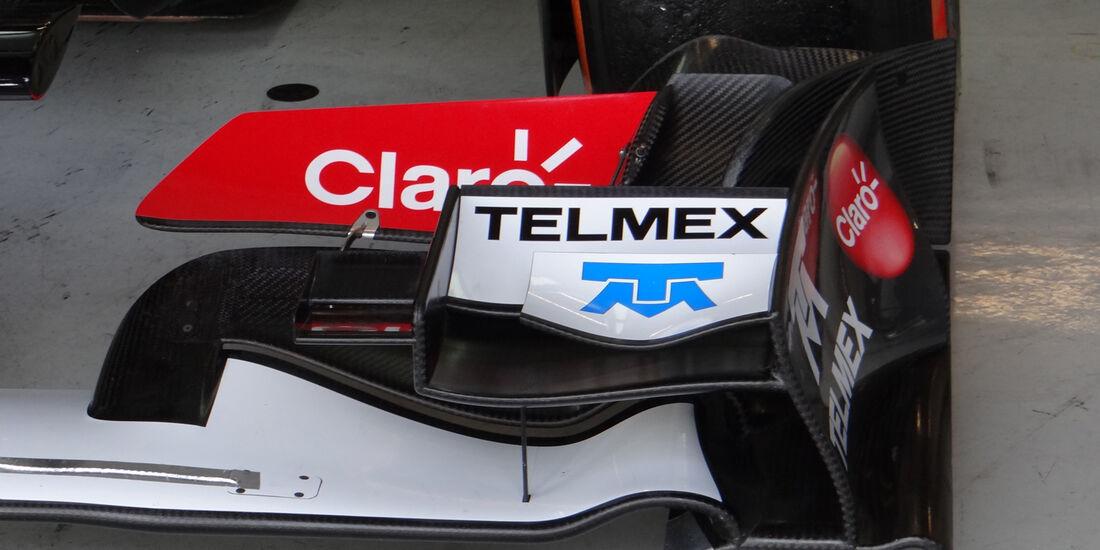 Sauber - Formel 1 - Test - Barcelona - 20. Februar 2013