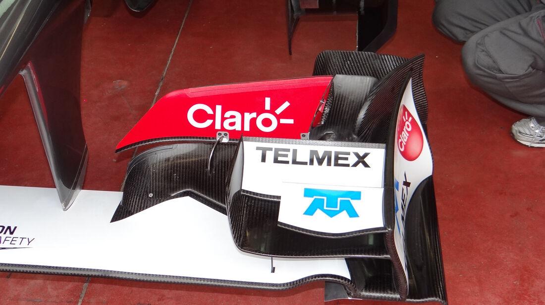 Sauber - Formel 1-Test - Mugello - 1. Mai 2012