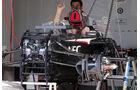 Sauber Front - Formel 1 - GP Monaco - 22. Mai 2013