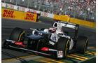 Sauber GP Australien 2012