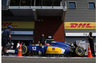 Sauber - GP Belgien 2015