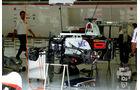 Sauber - GP Belgien - 25. August 2012