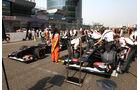 Sauber GP China 2013