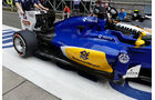 Sauber - GP China - Shanghai - Donnerstag - 14.4.2016
