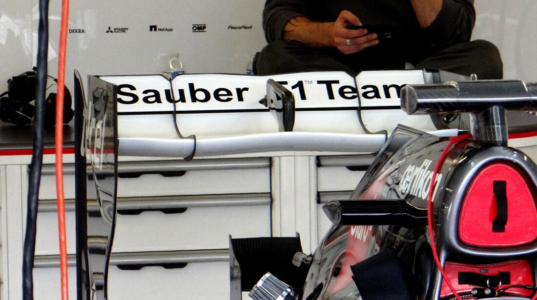 Sauber GP Kanada 2013