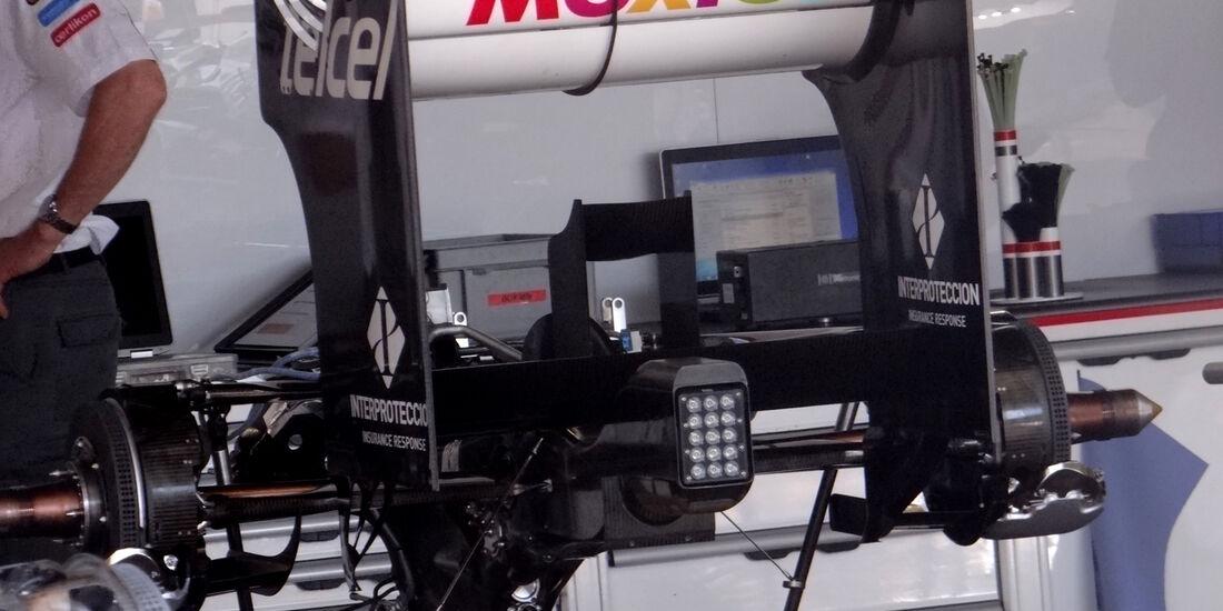Sauber - GP Monaco - 23. Mai 2012