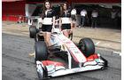 Sauber GP Spanien 2011