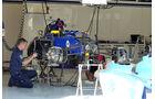 Sauber - GP Ungarn - Budapest - Mittwoch - 22.7.2015