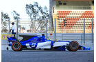 Sauber - Profil - F1 - Barcelona Test 2017