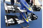 Sauber - Technik - GP China / GP Bahrain - Formel 1 - 2015