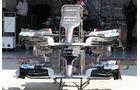 Sauber - Technik - GP Malaysia 2014