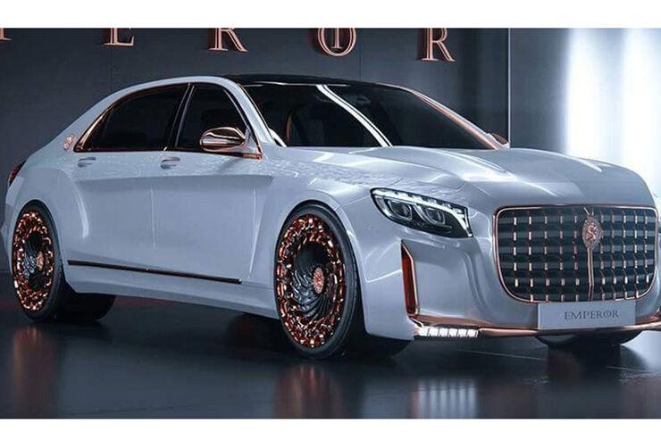 Mercedes Maybach G Landaulet Price