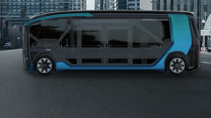 Scania NXT concept