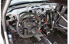 Schirra -Mini, Cockpit, Lenkrad