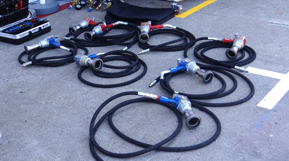 Schlagschrauber - Formel 1 - GP Kanada - 7. Juni 2012