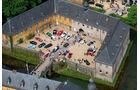 Schloss Dyck - Luftaufnahme