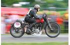 Schloss Dyck Motorrad beim Rennen