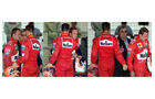 Schumacher Barrichello 2001 GP Österreich